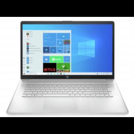 "HP 17-cp0001nh, 17.3"" FHD AG IPS, Ryzen5 5500U, 8GB, 512GB SSD, Win 10, ezüst"