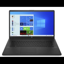 """HP 17-cp0005nh, 17.3"""" FHD AG IPS, Athlon 3020e, 4GB, 256GB SSD, Win 10, fekete"""