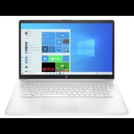"""HP 17-cp0006nh, 17.3"""" FHD AG IPS, Athlon 3020e, 4GB, 256GB SSD, Win 10, fehér"""