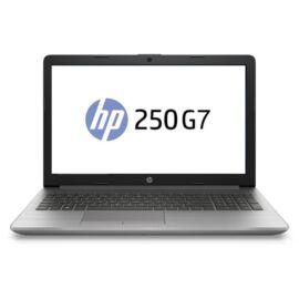 "HP 250 G7, 15.6"" FHD AG,  Core i5-1035G1 1GHz, 8GB, 512GB SSD, Win 10, ezüst"