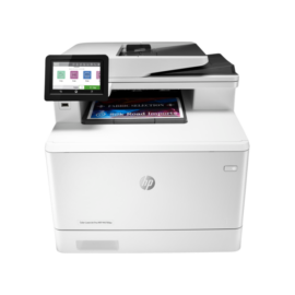 HP Lézer MFP NY/M/S/F Laserjet Pro 400 color MFP M479fnw, színes, 512MB, USB/Háló/WLAN, A4 27lap/perc FF, 600x600, DADF