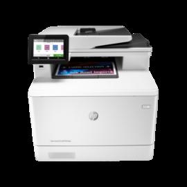 HP Lézer MFP NY/M/S Laserjet Pro 400 color MFP M479dw, színes, 512MB, USB/Háló/WLAN, A4 27 l/p FF, 600x600, ADF