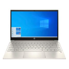 "HP Pavilion 13-bb0008nh, 13.3"" FHD BV IPS, Core i3-1125G4, 8GB, 512GB SSD, Win 10, arany"