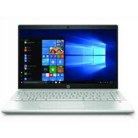 "HP Pavilion 14-ce3005nh, 14"" FHD AG IPS, Core i5-1035G1, 8GB, 512GB SSD, Win 10, ezüst"