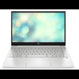 """HP Pavilion 14-dv0022nh, 14"""" FHD AG IPS 400cd, Core i7-1165G7, 8GB, 512GB SSD, Win 10, fehér"""
