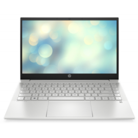 "HP Pavilion 14-dv0023nh, 14"" FHD AG IPS 400cd, Core i7-1165G7, 8GB, 512GB SSD, Win 10, ezüst"
