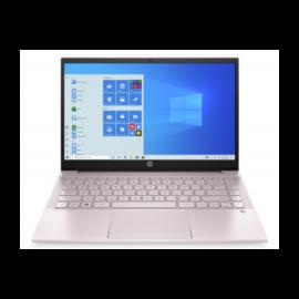 """HP Pavilion 14-dv0025nh, 14"""" FHD AG IPS 400cd, Core i5-1135G7, 8GB, 512GB SSD, Win 10, rózsaszín"""