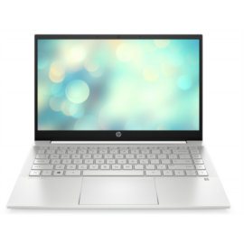 """HP Pavilion 14-dv0028nh, 14"""" FHD AG IPS 400cd, Core i5-1135G7, 8GB, 256GB SSD, Win 10, fehér"""
