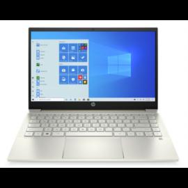 """HP Pavilion 14-dv0030nh, 14"""" FHD AG IPS 400cd, Core i5-1135G7, 8GB, 256GB SSD, Win 10, arany"""