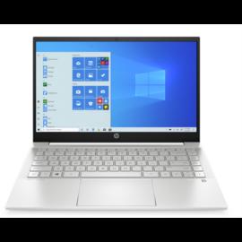 """HP Pavilion 14-dv0038nh, 14"""" FHD AG IPS, Core i3-1125G4, 8GB, 256GB SSD, Win 10, fehér"""