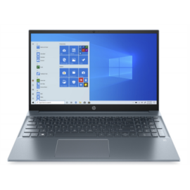 "HP Pavilion 15-eg0001nh, 15.6"" FHD AG IPS 300cd, Core i5-1135G7, 8GB, 512GB SSD, Win 10, kék"