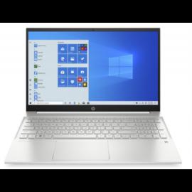 """HP Pavilion 15-eg0008nh, 15.6"""" FHD AG IPS 300cd, Core i5-1135G7, 8GB, 512GB SSD, Win 10, fehér"""