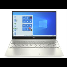 """HP Pavilion 15-eg0009nh, 15.6"""" FHD AG IPS 300cd, Core i5-1135G7, 8GB, 512GB SSD, Win 10, arany"""