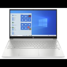 """HP Pavilion 15-eg0020nh, 15.6"""" FHD AG IPS 300cd, Core i3-1125G4, 8GB, 256GB SSD, Win 10, fehér"""