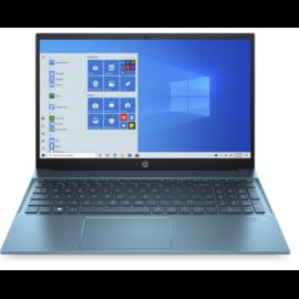 """HP Pavilion 15-eg0021nh, 15.6"""" FHD AG IPS 300cd, Core i3-1125G4, 8GB, 256GB SSD, Win 10, zöld"""