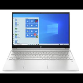 "HP Pavilion 15-eg0023nh, 15.6"" FHD AG IPS 300cd, Core i3-1125G4, 8GB, 256GB SSD, Win 10, ezüst"