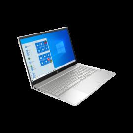 "HP Pavilion 15-eh1001nh, 15.6"" FHD AG IPS, Ryzen7 5700U, 16GB, 512GB SSD, Win 10, ezüst"