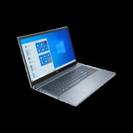 "HP Pavilion 15-eh1004nh, 15.6"" FHD AG IPS, AMD Ryzen5 5500U, 8GB, 512GB SSD, Win 10, kék"
