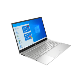 "HP Pavilion 15-eh1005nh, 15.6"" FHD AG IPS, AMD Ryzen5 5500U, 8GB, 512GB SSD, Win 10, ezüst"
