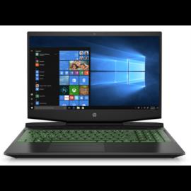 "HP Pavilion Gaming 15-dk1004nh, 15.6"" FHD AG, Core i5-10300H 2.5GHz, 8GB, 512GB SSD, RTX 2060 6GB, Win 10, Shadow Black"