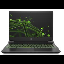 "HP Pavilion Gaming 15-ec2002nh, 15.6"" FHD AG IPS 144Hz, Ryzen5 5600H, 16GB, 512GB SSD, GF RTX 3050 4GB, Shadow Black"