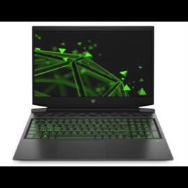 """HP Pavilion Gaming 16-a0008nh, 16.1"""" FHD AG IPS, Core i5-10300H, 8GB, 512GB SSD, Nvidia GF GTX 1650Ti 4GB, Black/Acid"""