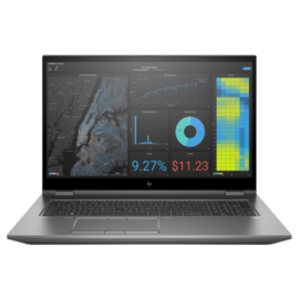 "HP ZBook Fury 17 G7 17.3"" FHD AG, Core i7-10750H 2.6GHz, 32GB, 1TB SSD, Nvidia Quadro T1000 4GB, Win 10 Prof."