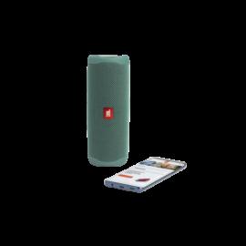 JBL Flip 5 Bluetooth hangszóró, vízhatlan, (zöld), JBLFLIP5ECOGRN Portable Bluetooth speaker