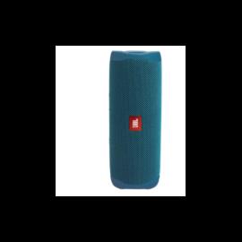 JBL Flip 5 ECO EDITION Bluetooth hangszóró, vízhatlan, Ocean Blue (kék), JBLFLIP5ECOBLU Portable Bluetooth speaker