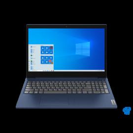 """LENOVO IdeaPad 3-15IIL05, 15.6"""" FHD, Intel Core i3-1005G1, 8GB, 512GB SSD, Intel UHD Graphics, Win10, Blue"""
