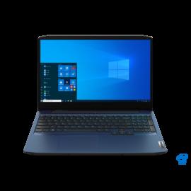 """LENOVO IdeaPad Gaming 3-15IMH05, 15.6"""" FHD, Intel Core i7-10750H, 8GB, 256GB M.2 , nV GTX1650Ti-4, NO OS, Black"""