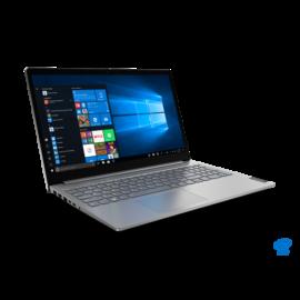 """LENOVO ThinkBook 15-IIL, 15.6"""" FHD, Intel Core i7-1065G7 (4C 3.90GHz), 8GB, 256GB SSD, Win10 Pro, Mineral Grey"""