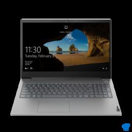 "LENOVO ThinkBook 15p IMH, 15,6"" UHD, Intel Core i7-10750H (6C, 2.6GHz), 16GB, 512GB SSD, NV GTX 1650TI 4GB, NOOS, Grey"