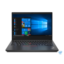 "LENOVO ThinkPad E14, 14.0"" FHD, Intel Core i7-10510U (4C, 4.9GHz), 16GB, 512GB SSD, Win10 Pro, Black."