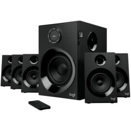 LOGITECH Hangszóró 5.1 - Z607 160W Bluetooth, Fekete