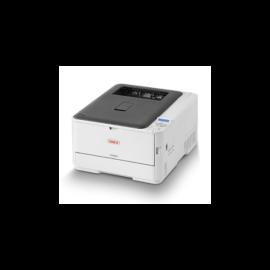 OKI Lézer LED nyomtató C332DNW, 1GB, USB/Ethernet/Wifi, A4 FF 30 lap/perc, színes 26 lap/perc, 1200x600