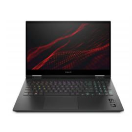 "OMEN by HP 15-ek0005nh, 15.6"" FHD AG IPS 144Hz, Core i7-10750H, 16GB, 512GB SSD, GF RTX 2070 MaxQ 8GB, Shadow Black"