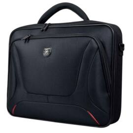 "Port Designs notebook táska, Courchevel Clamshell, 15,6"" - fekete"