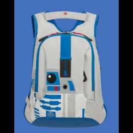 SAMSONITE Gyermek hátizsák 128480-8427, LAPTOP BACKPACK S+ (R2D2 BLUE) -PARADIVER L STAR WARS