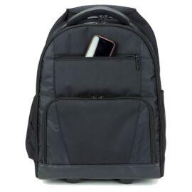 """TARGUS Gurulós Notebook hátizsák TSB700EU, Sport Rolling 15-15.6"""" Laptop Backpack - Black"""