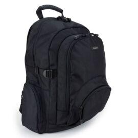 """TARGUS Notebook hátizsák CN600, Classic 15-16"""" Backpack - Black"""