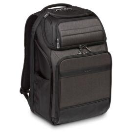 """TARGUS Notebook hátizsák TSB913EU, CitySmart 12.5 13 13.3 14 15 15.6"""" Professional Laptop Backpack - Black/Grey"""