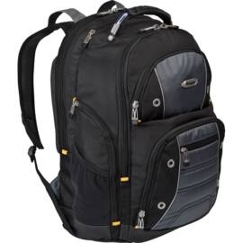 """TARGUS Notebook hátizsák TSB238EU, Drifter™ 15.6"""" Backpack - Black/Grey"""