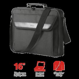 "TRUST Notebook táska 21080, Atlanta Carry Bag for 16"" laptops - black"