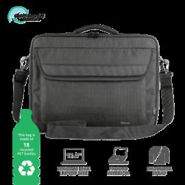 "TRUST Notebook táska 24190, Atlanta Recycled Bag for 17.3"" laptops"