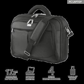 """TRUST Notebook táska 17415, Sydney Carry Bag for 17.3"""" laptops - black"""