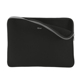 """TRUST Notebook tok 21251, Primo Soft Sleeve for 13.3"""" laptops - black"""