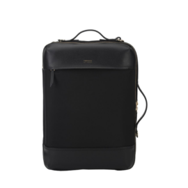 "TARGUS NŐI Notebook 3in1 hátizsák TSB947GL, Newport 15"" Laptop Convertible 3 in 1 Backpack - Black"
