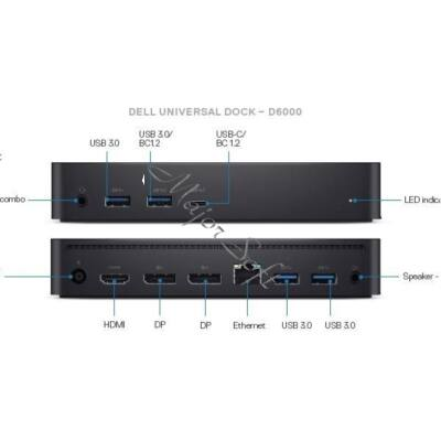 Dell Universal Dock D6000