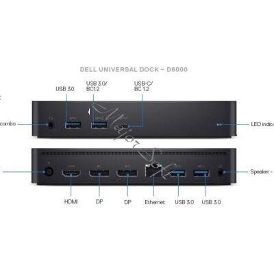 Dell Universal Dock D6000